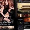 "Túi cách Longchamp ""sóng đôi"" cùng Jessica Alba, Anne Hathaway, Zoe Saldana"