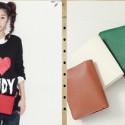 Túi ví, túi mini đầy sắc màu